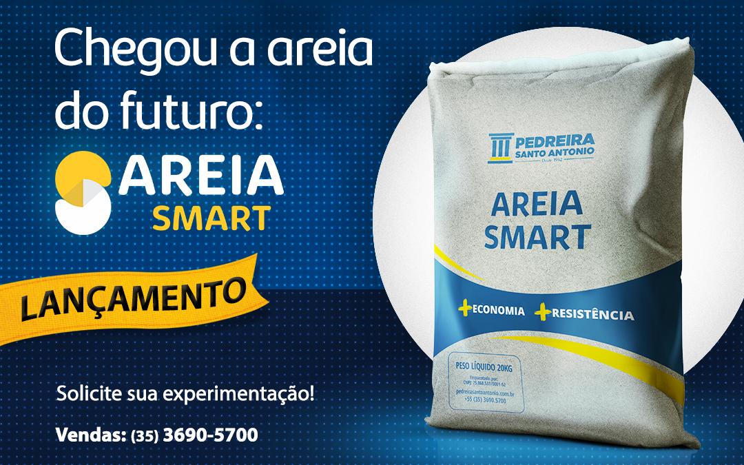 Lançamento: AREIA SMART
